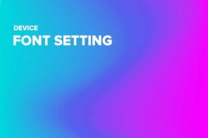 webサイトのデバイスフォントを美しく見せるために有効な設定まとめ